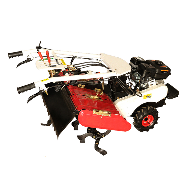 2019 new Agricultural Farm garden tractor multifunction german electric mini weeder cultivator power tiller diesel motocultor