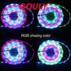 High Strip Led Rgb Ledrgbrgb High Quality Strip Led Light Waterproof Rgb 5050 Led Strip Rgb Led Light Strip Multicolor Lights Digital Addressable 12V