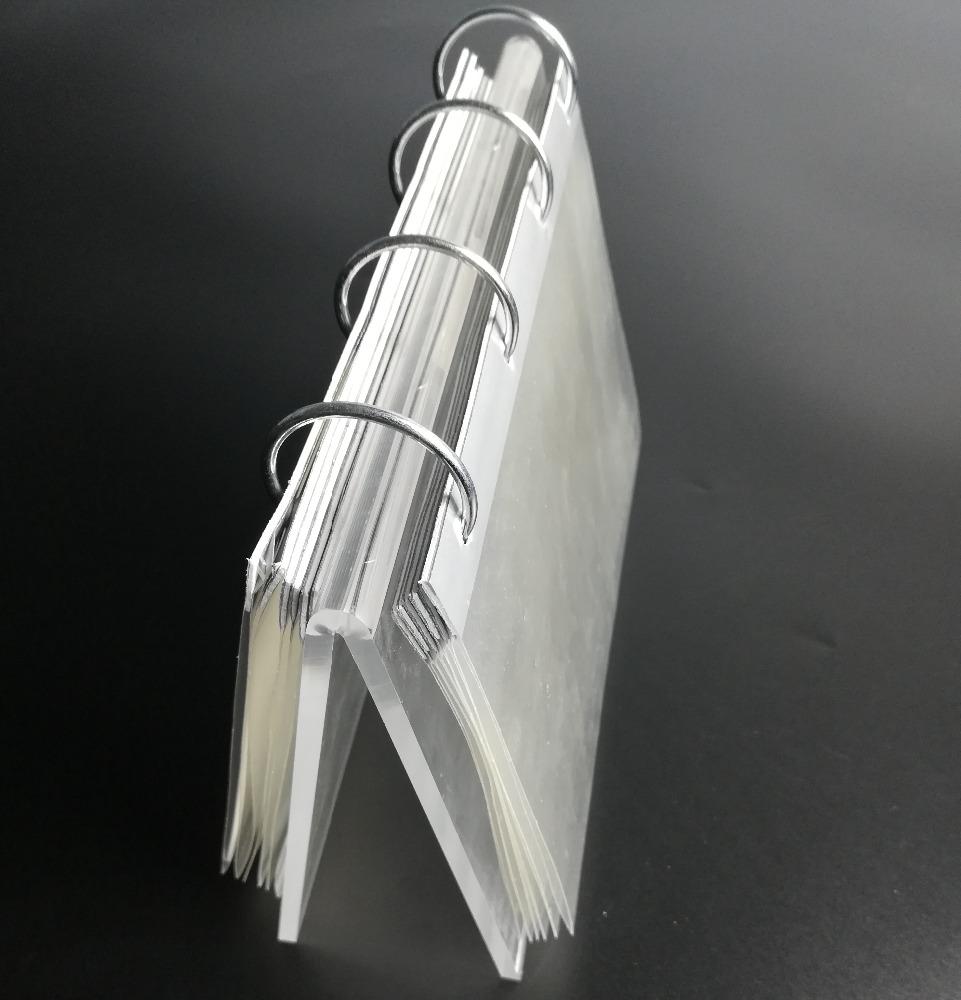 Элегантная настольная подставка акриловая подставка с календарем