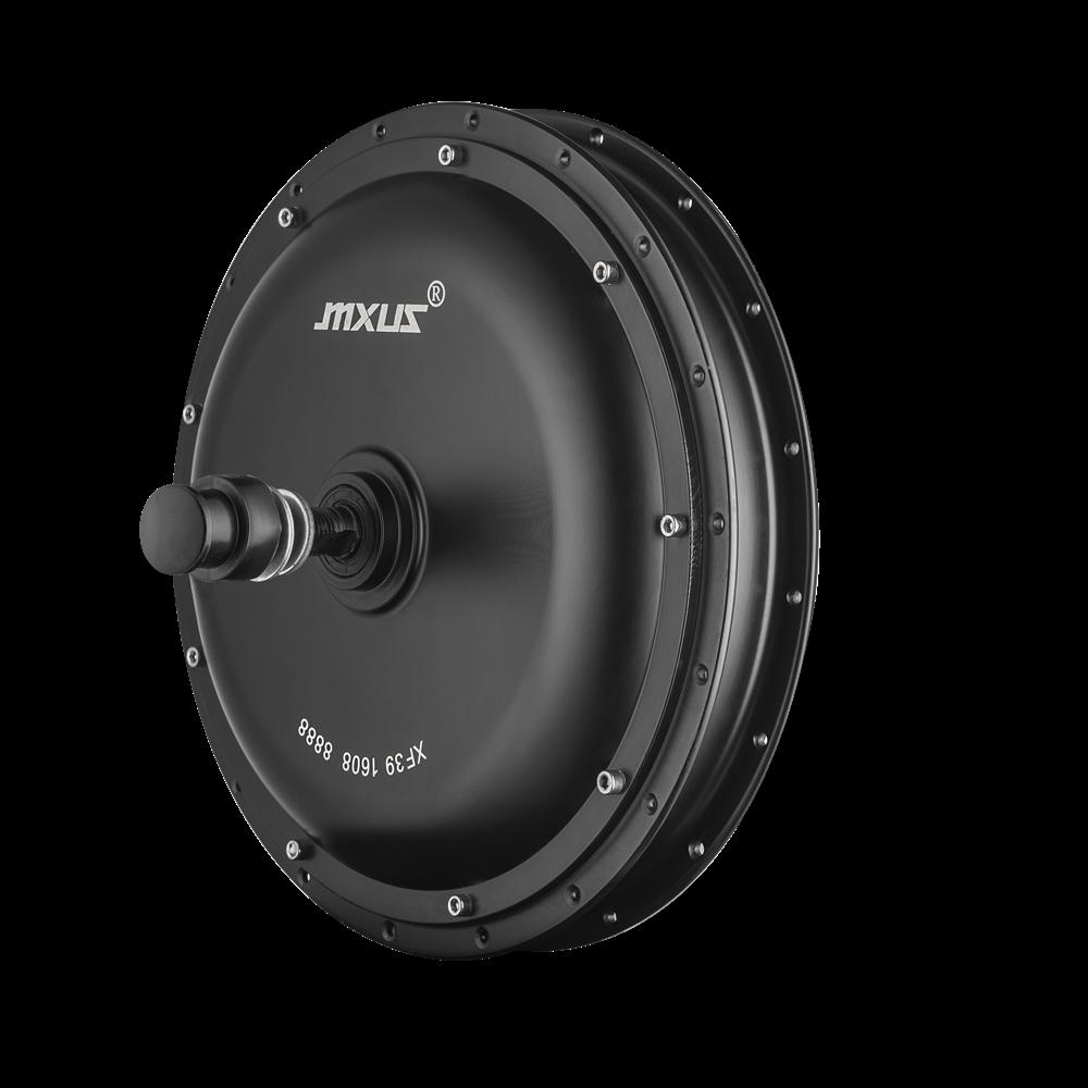 Электрический мотор MXUS 48 в 500 Вт/бесщеточный мотор-концентратор 500 Вт