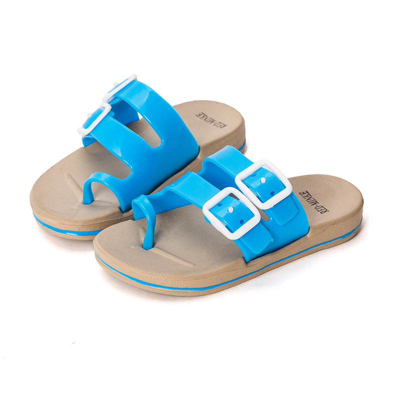 new unisex baby children casual beach sandals skid slip kids fashion bathroom slippers waterproof child casual