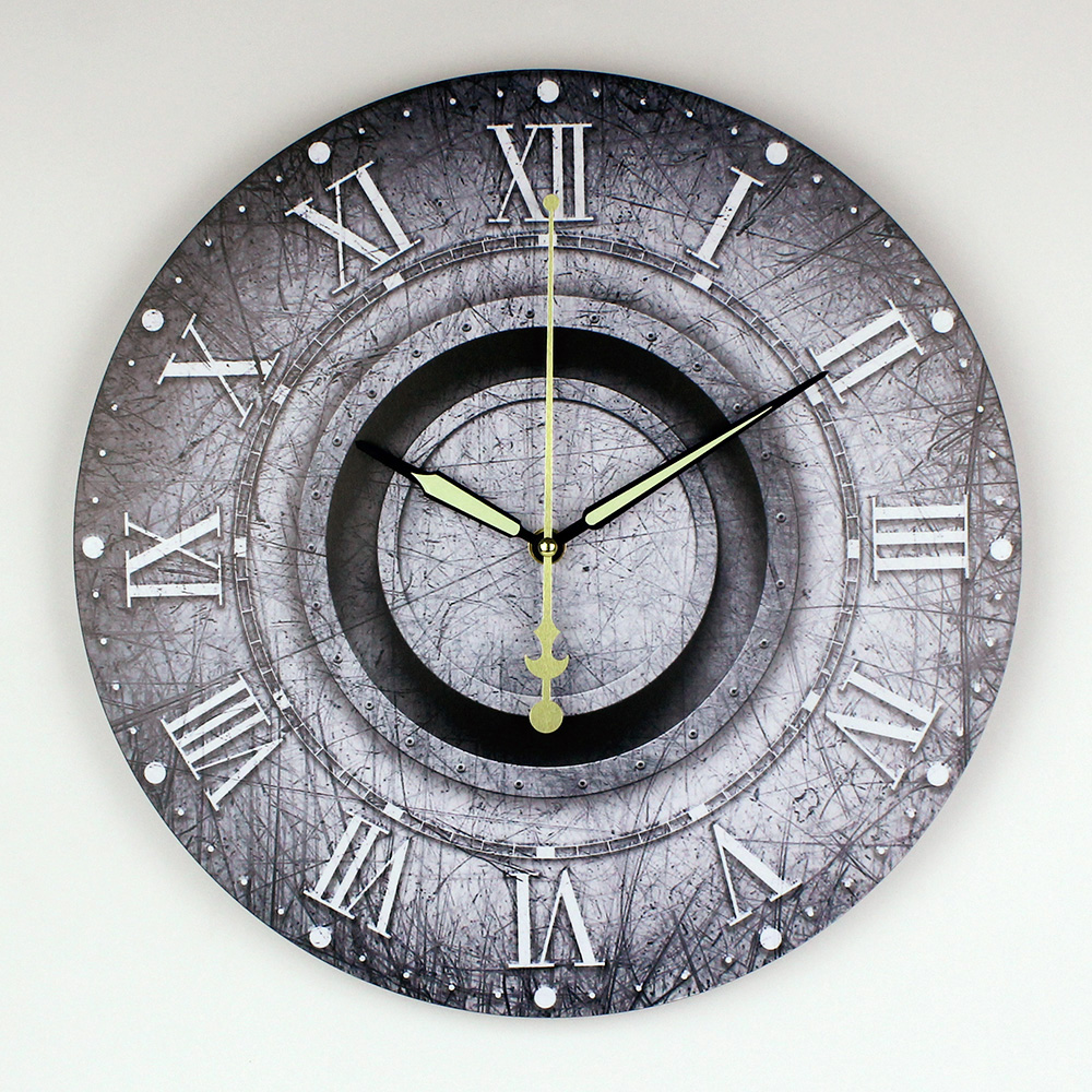 Decorative Wall Clocks For Your Interior Decor Ideas: Antique Wall Decoration Watch For Home Decor Warranty 3