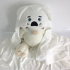 bamboo hooded baby towel BW20 75*100cm