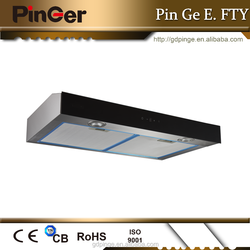 Inox touch control 60cm range hood for kitchen appliance PG701-10A(60)