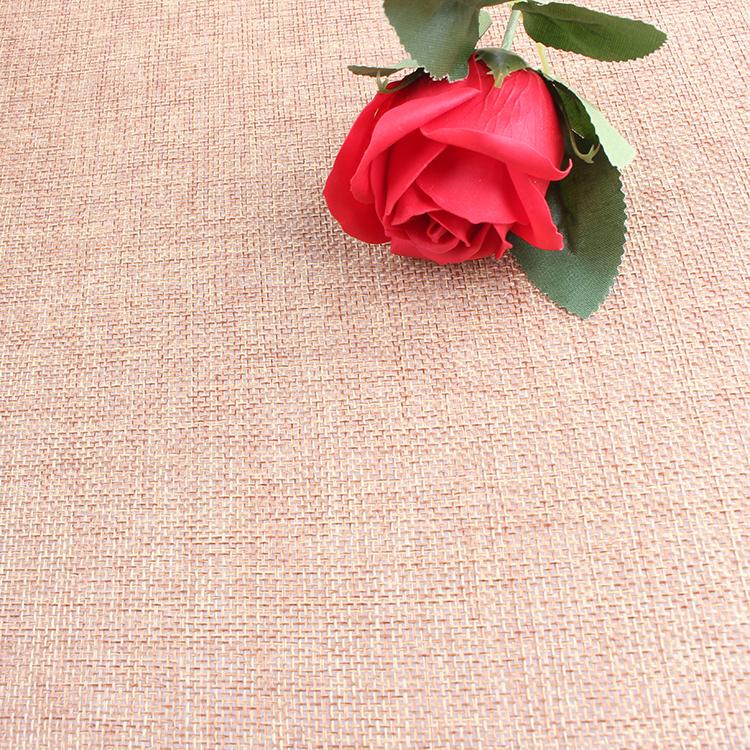 Cheap Jute Fabric Price Burlap Fabric Roll Flower Packaging Crafts Materials