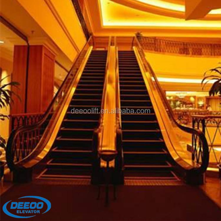 Дешевый домашний внутренний наружный эскалатор, сделано в Китае