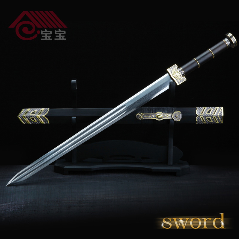 LQS15hj070003 sword art online riffled iron sword vintage home decor