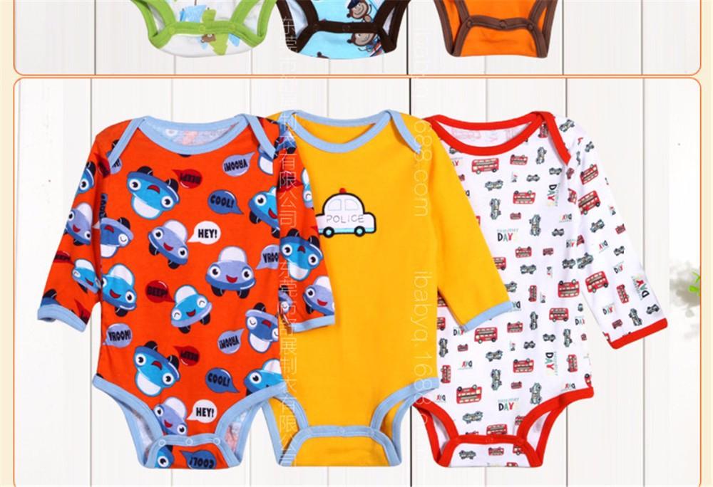 Fional Infant Long Sleeve Romper Molten Core Newborn Babys 0-24M Organic Cotton Jumpsuit Outfit
