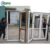 AS2047 Soundproof Insulated Bifold Patio Terrace Folding Glass Accordion Temporary Door Price