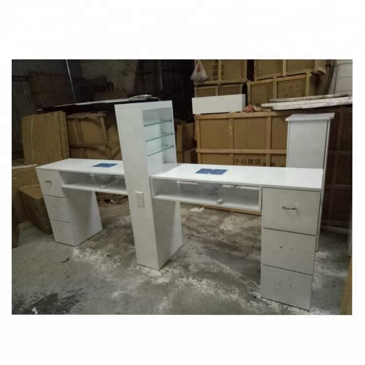 2020 Double Manicure Table Used Nail Salon Equipment For Sale Philippines Cheap Desk View Hot Beiqi Product Details From Guangzhou Beauty Hair Products Firm