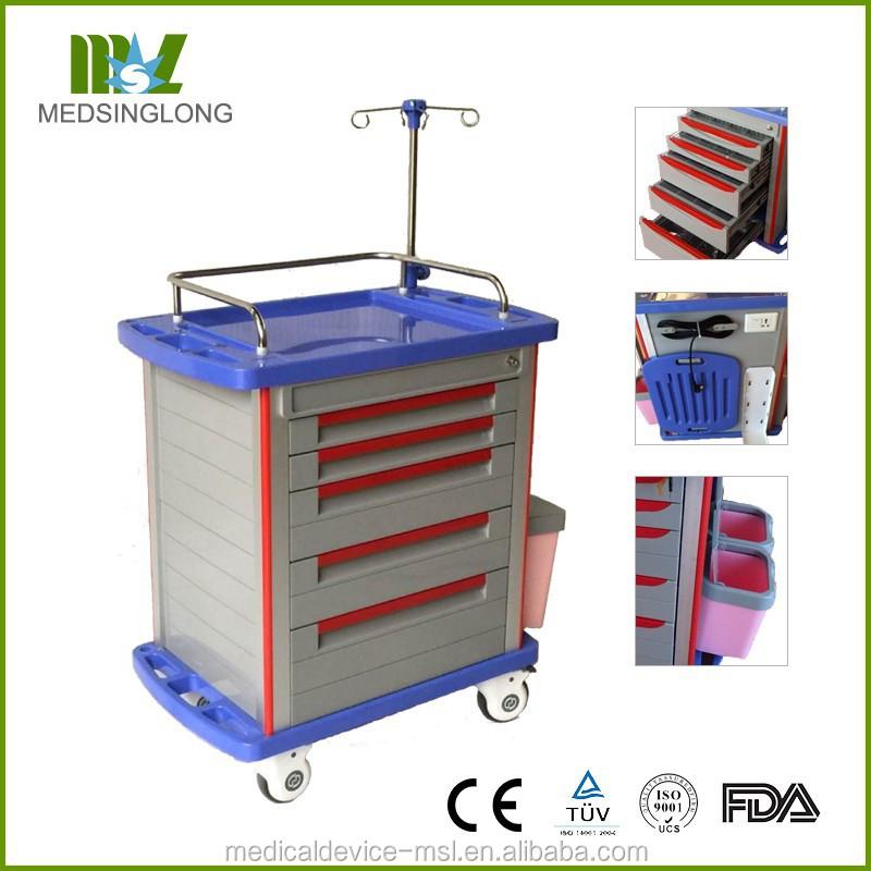 MSLMT02S Роскошная медицинская доставка, медицинский тролли