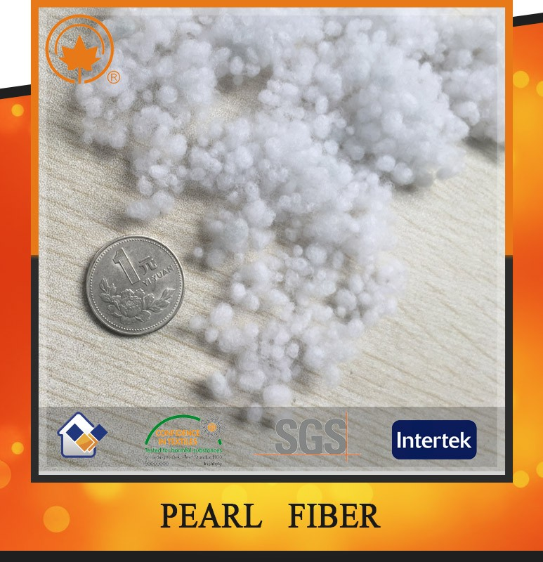 Ball fiber filling with high quality
