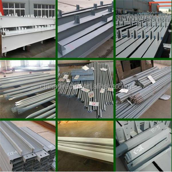 China Widely Used Industrial Shed Designs High Rise Steel