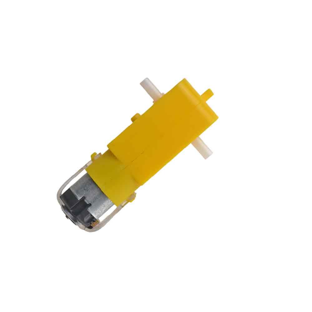 2 In 1 Gearbox kit 4.5V DC Motor