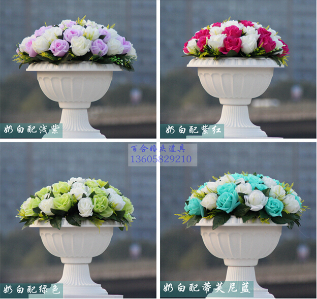 Wedding Flowers Wedding Flower Pots
