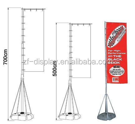 Outdoor Flag Poles 91