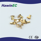 Contact Points Contacts High Quality Electrical Contacts The China Suppliers Customized High Quality Stamping Bimetal Copper Silver Electrical Socket Spring Contact Points Contacts