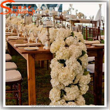 Export high quality wedding flower beautiful fabric flower artificial flower china for arrangement