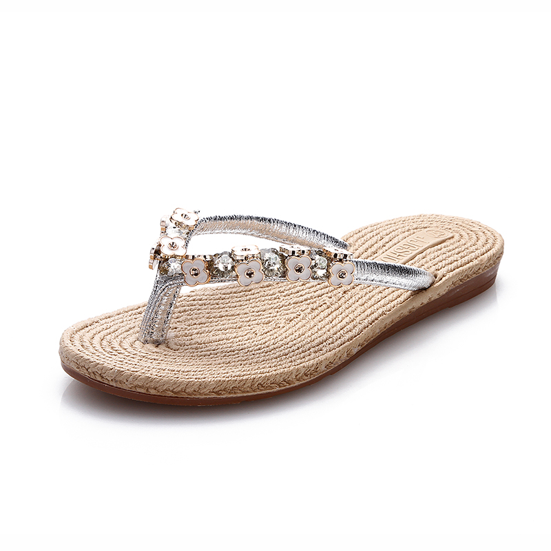Bling Shoes Low Heel