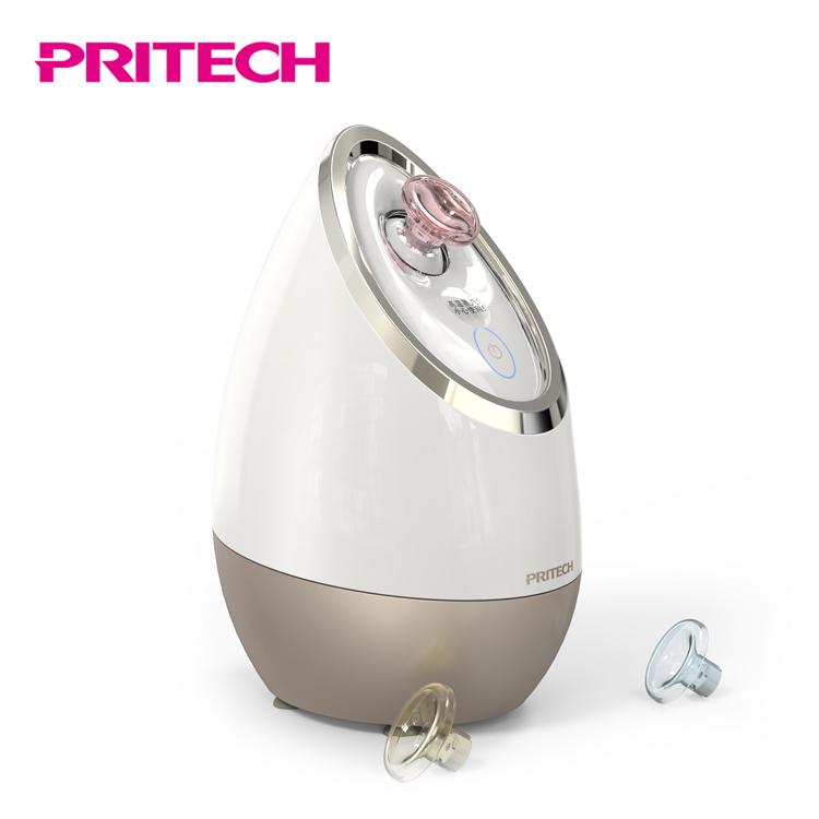 Профессиональный нано-ионный аппарат для паровой бани лица с сенсорным управлением от PRITECH