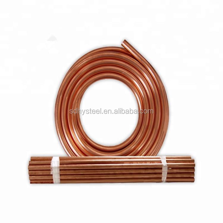 pancake copper pipe copper tube