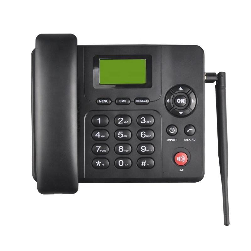 WiFi telephone set 4G fwp 4g desk phone with sim card slot