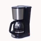 Coffee Maker Stainless Coffee Maker Hot New Products Wholesale Customization 1.5L Glass Stainless Dripper Coffee Maker
