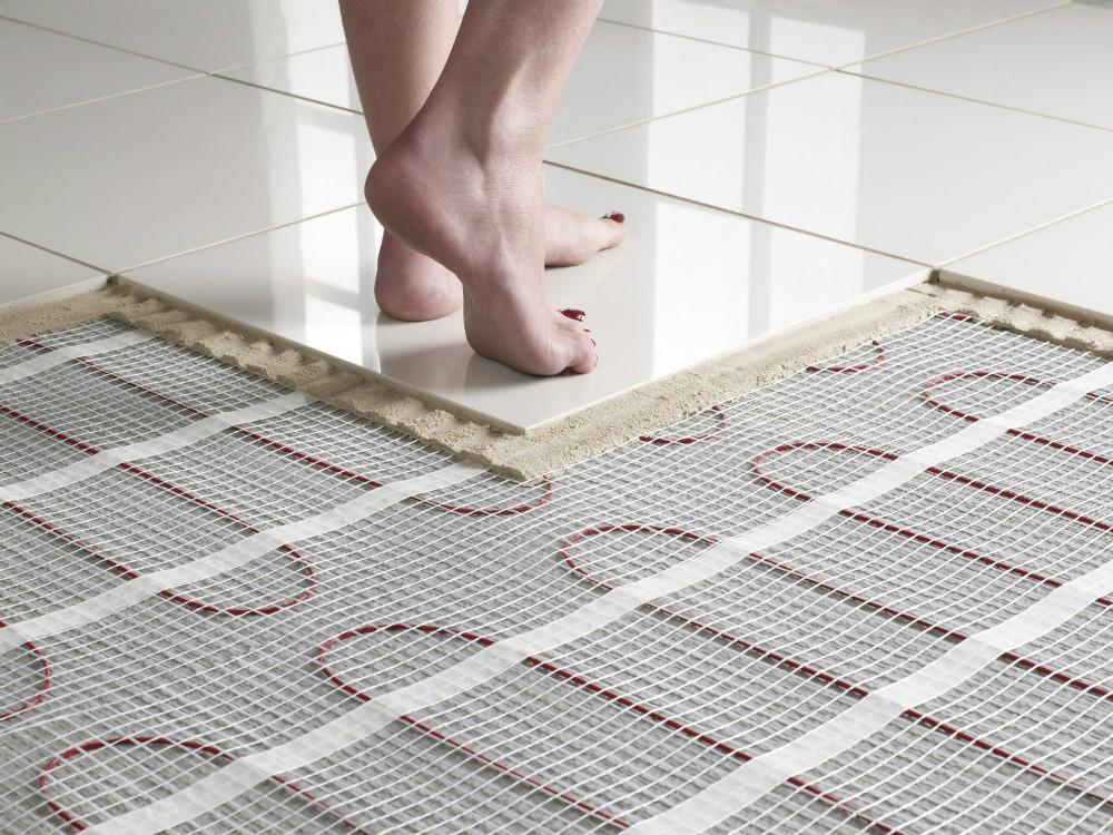 Bathroom Floor Heating Mat For Electric Underfloor Heating Mat - Buy  Bathroom Floor Heating Mat For Electric Underfloor Heating Mat,Heating Mat,Radiator  Product on Alibaba.com