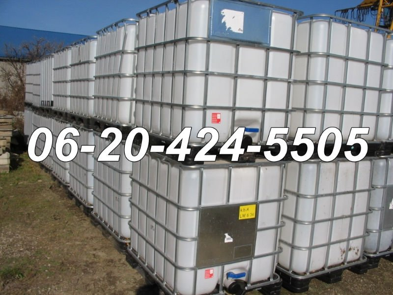 ibc 1000 liter beh lter container produkt id 113741831. Black Bedroom Furniture Sets. Home Design Ideas