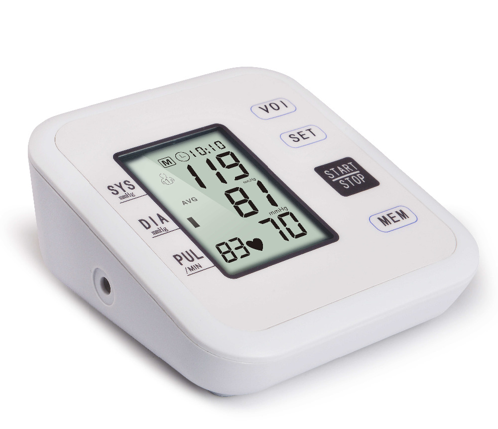 Arm Type Wireless Blood Pressure Monitor MSLB6A & B for Sale / Cheapest Home Use Blood Pressure Monitor for Elderly