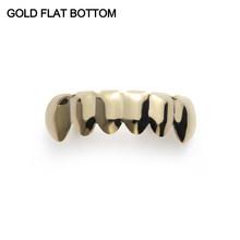 Хит продаж 2020, набор для гриля с зубцами сверху и снизу, модные вечерние украшения для тела в стиле хип-хоп для женщин и мужчин(Китай)