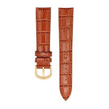 Ремешок для часов, из натуральной кожи, 18, 20, 22 мм(Китай)