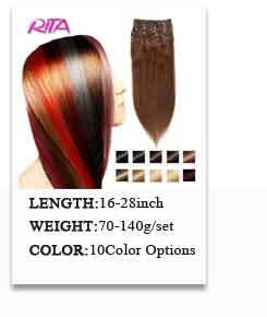 קליפ מלזיים בתולה רמי הארכת שיער צבע 60 של 15 18 20inch באיכות טובה 70g 7pieces לכל הרבה