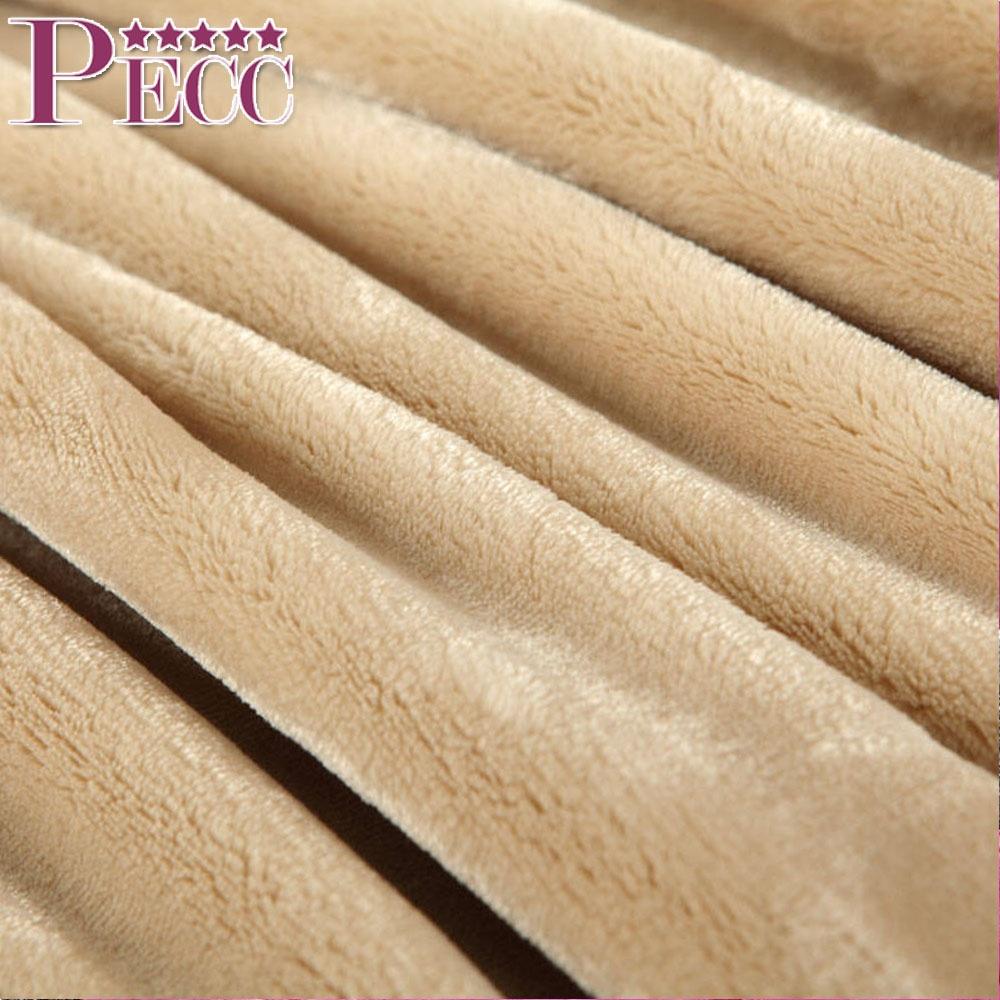 Classical China Manufacturer Luxury Children Plain Fleece Baby Blanket