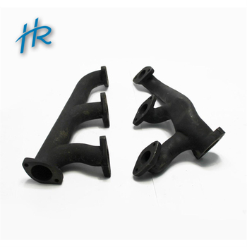 High performance cast iron atuo parts manifold car exhaust system for VW