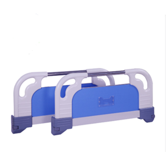 High Quality Heavy ABS Stainless Steel Bed Spare Parts Compound Hospital Bed Head and Foot Board