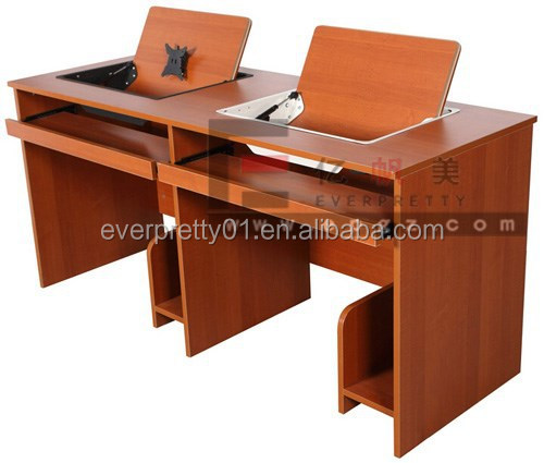High Quality Office Desk: Office Furniture Wooden Folding Office Desk,High Quality