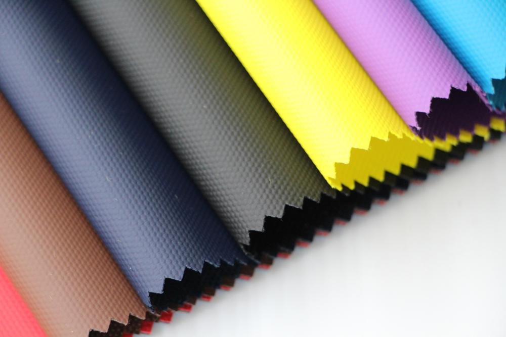 900D polyester fabric oxford fabric PU coating leather film glue