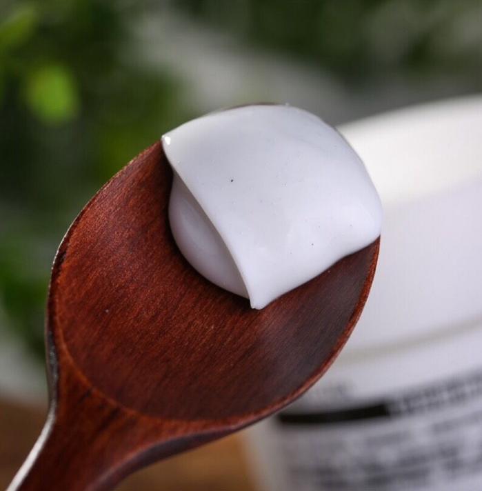Бамбуковый уголь для отбеливания и очистки лица, массажный крем
