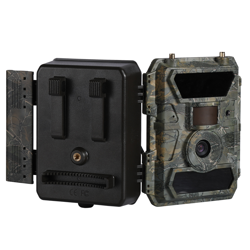 Willfine 4.0CG 4G Hunting Cameras with APP remote control 0.4 second Trigger Speed 4G networks Wildlife Cameras with GPS Antenna