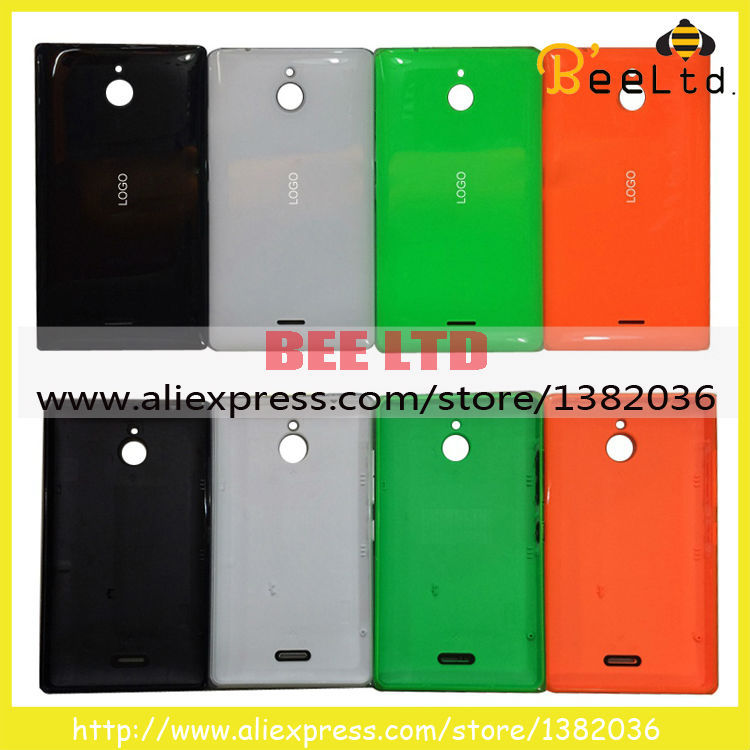 06362ab9a New OEM Style Back Housing Battery Door Cover Rear Case Side Buttons  Replacement For Nokia X2