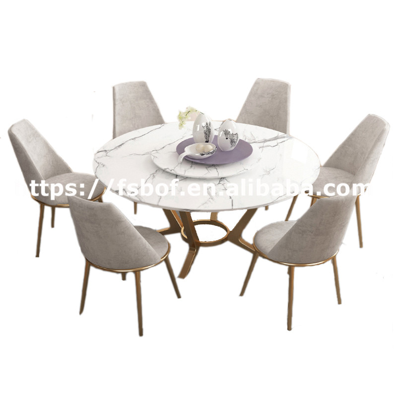 Hotel Furniture Round Marble Dining Table Set Wood Chair Buy Marble Dining Table Set Marble Table Dining Dining Table And Chair Product On Alibaba Com