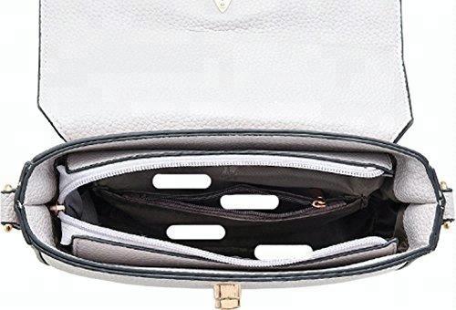Модная и простая квадратная сумка с новой корейской версией женская сумка через плечо