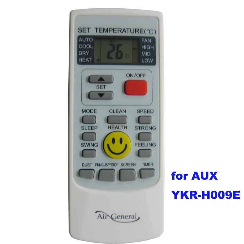 مكيف الهواء Aux Ykr H009e ضبط جهاز التحكم عن بعد النوم Buy Adjust A Sleep Remote Control Air Conditioner Remote Control Remote Control Product On Alibaba Com