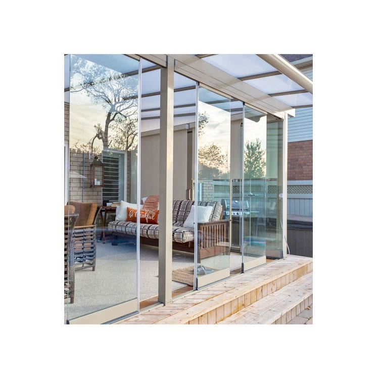 Индивидуальный размер, треугольный дизайн крыши, закаленное стекло, автономные, дешевые алюминиевые наборы для солнечных комнат