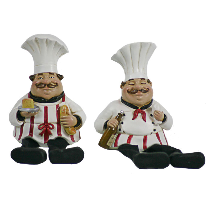 Cheap Little Fat Chef Man With Fabric Legs For Kitchen Decor Buy Product On Alibaba Com