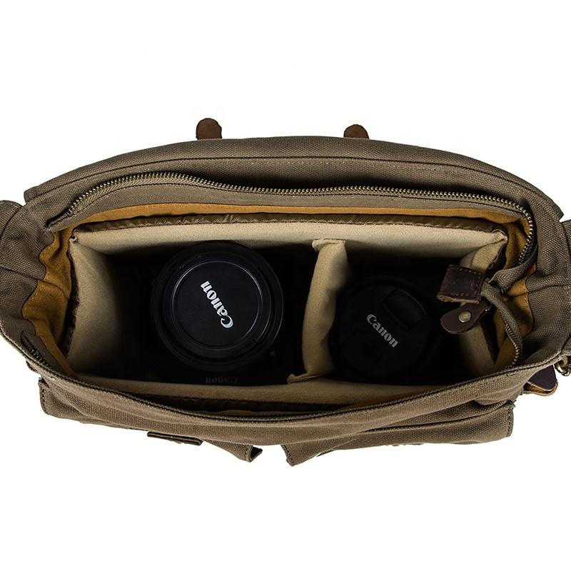 Сумка для цифровой зеркальной фотокамеры с ремнем через плечо