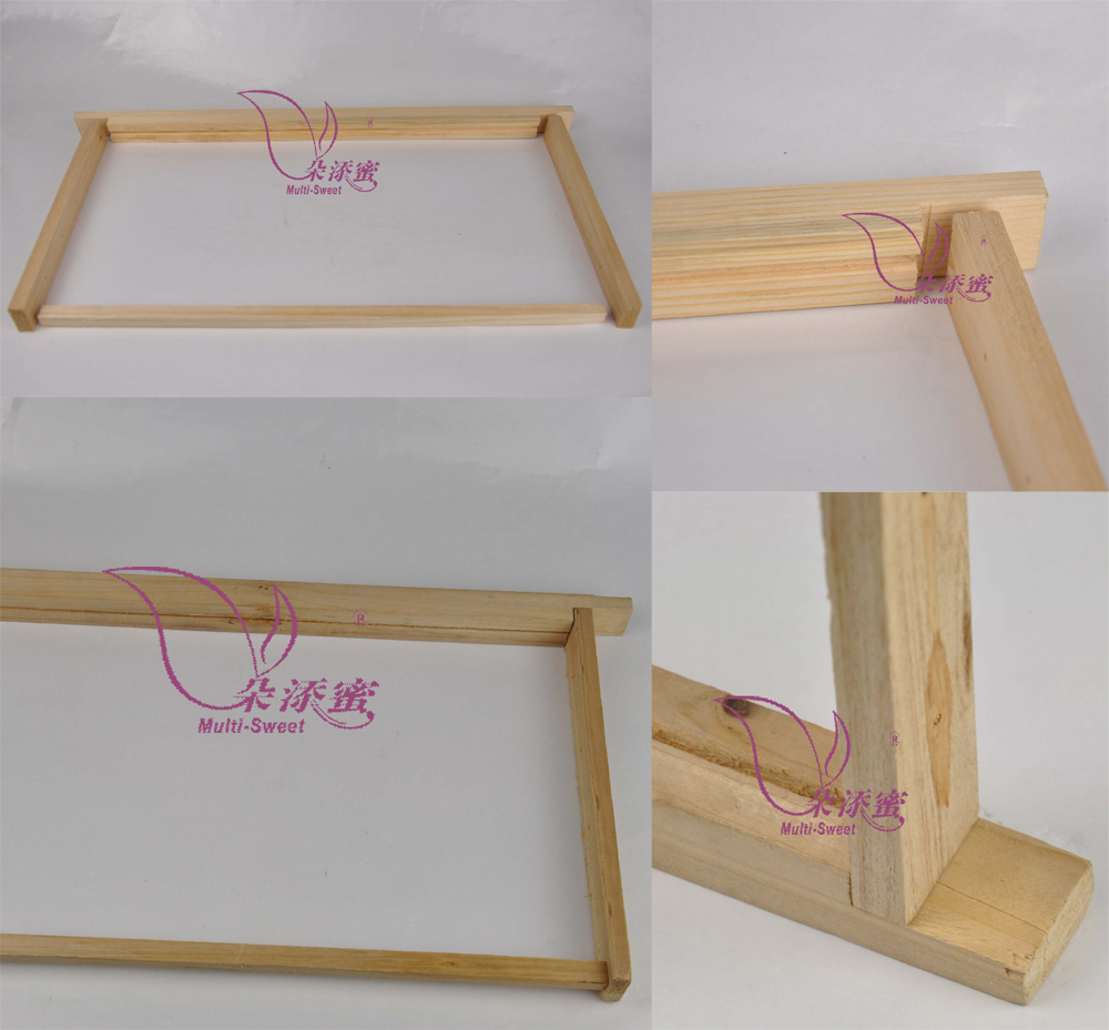 Honey Bee Hive Wooden Frame For Beekeeping - Buy Bee Hive ...