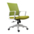 Modern style furniture meeting room chair mid back black mesh grey office computer chair