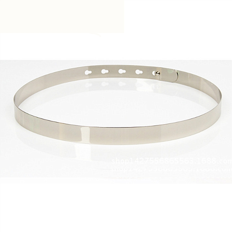 wholesale metal belt fashion gold belts for women with high quality